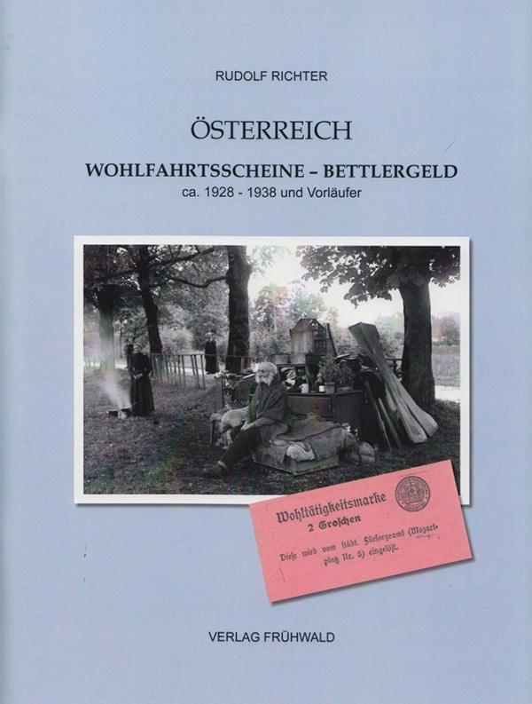 Österreich Wohlfahrtscheine - Bettlergeld